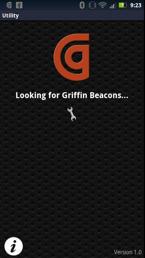 Griffin Utility - screenshot