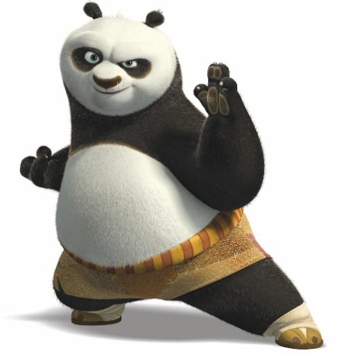 Kids Sudoku Kun Fu Panda