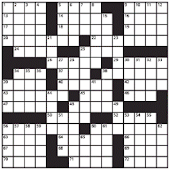 SuperCross - Crosswords