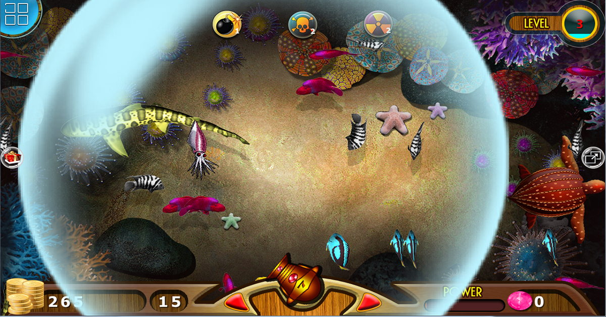 Screenshots of King Fishing Hunter for iPhone