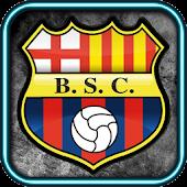 Barcelona S.C. Memory Game