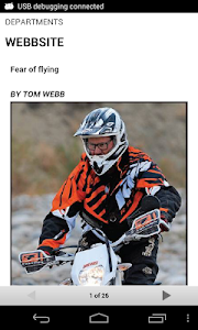 DIRT BIKE MAGAZINE screenshot 2