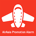 AirAsia Promotion Alarm icon