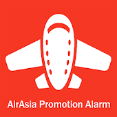 AirAsia Promotion Alarm
