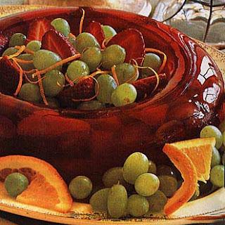Sangria Jell-O Salad.