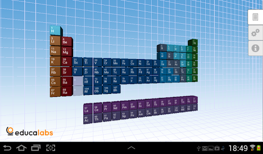 Periodic Table Educalabs- screenshot thumbnail