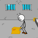 Stickman Escape from Prison icon