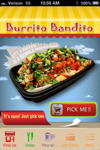 Burrito Bandito Restaurants