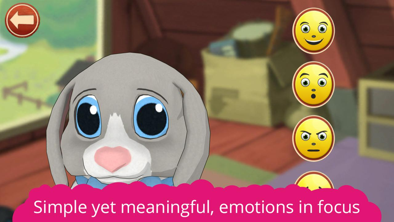 Peppy Pals: Empathy Adventures - screenshot