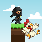 Swing Hero - Chicken Ninja