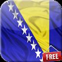 Flag: Bosnia and Herzegovina icon