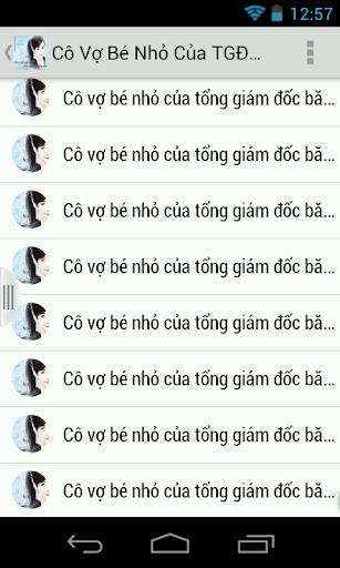 Co Vo Be Nho Cua TDG Bang Hoa