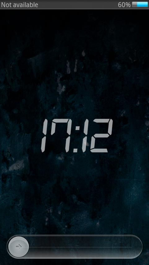 Simply Lockscreen- screenshot