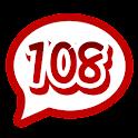 108自在語 logo