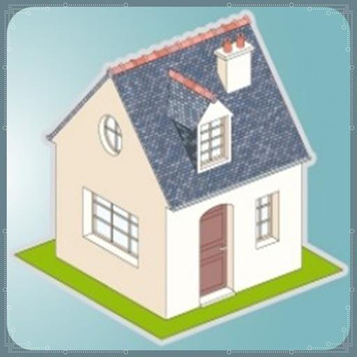 房子楼层平面图 工具 LOGO-玩APPs