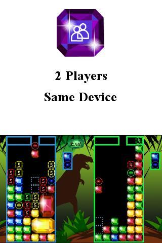Gem Puzzle Fighter Lite- screenshot