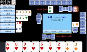 Screenshot of BJ Bridge (BriJ) Lite
