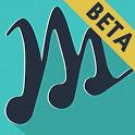 Myxer Ringtones & Radio (BETA) icon