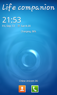 blocco dello schermo Galaxy S4 - screenshot thumbnail