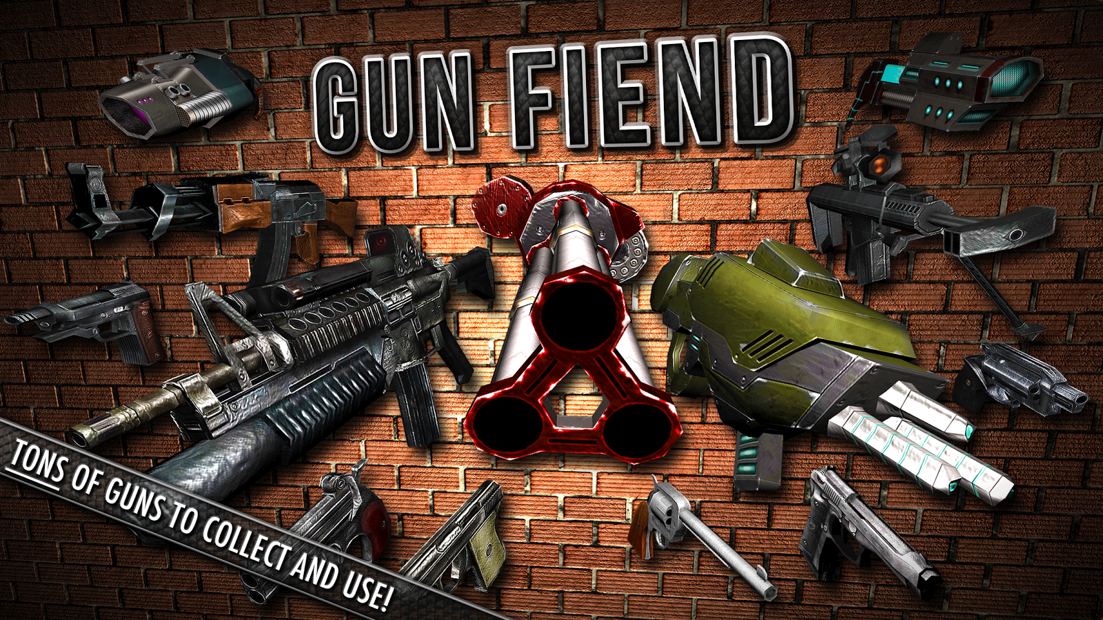 Gun Fiend- screenshot