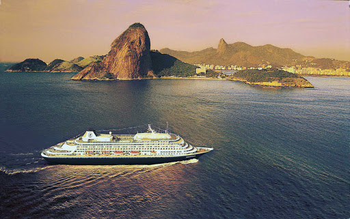 Treat yourself to a Grand Voyage aboard Holland America's Prinsendam and circumnavigate South America, or sail the Mediterranean with stops in iconic cities throughout Europe.