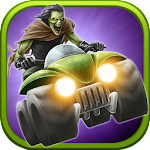 Zombie Road Race 1.0.7 Apk