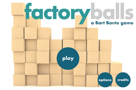 factory balls- screenshot thumbnail