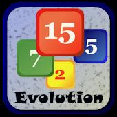15 puzzle evolution