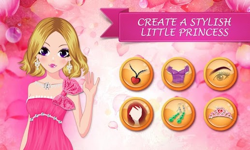 Free Cute Little Princess Makeover APK for Windows 8