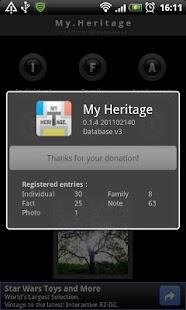 My Donation- screenshot thumbnail