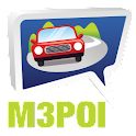 M3GPS POI logo