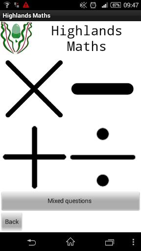 Highlands KS3 Maths