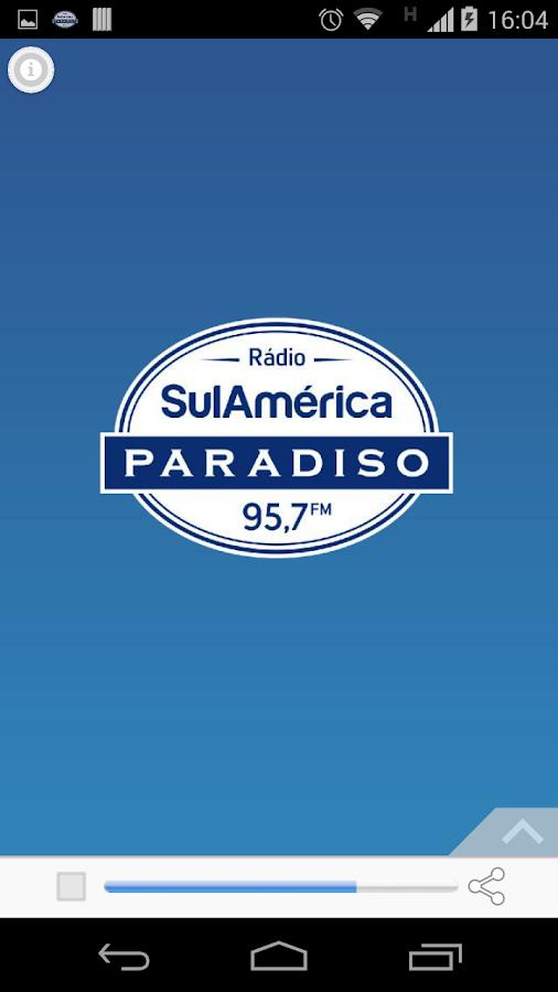 SulAmérica Paradiso - screenshot