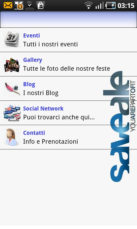 SaveAle - screenshot