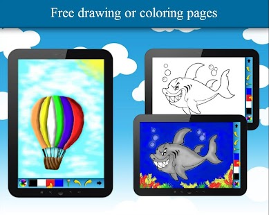 Kids doodle- screenshot thumbnail