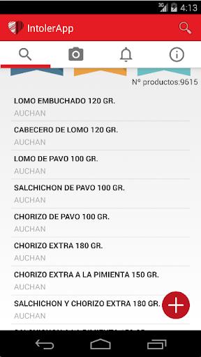 IntolerApp
