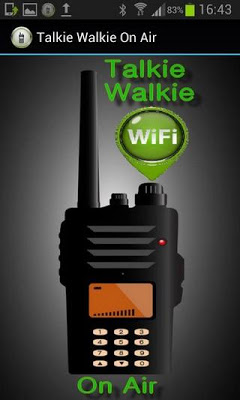 Talkie Walkie On Air - screenshot