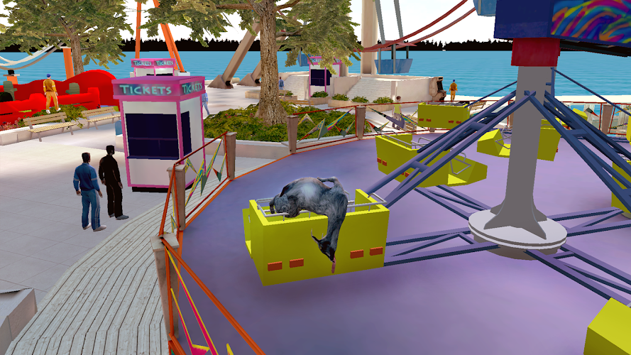 Goat Simulator Apk v1.2.4