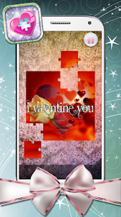 Valentine's Day Jigsaw Puzzles Screenshot 7