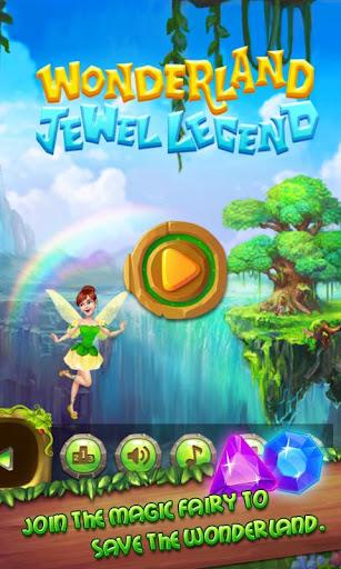 Wonderland Jewel Legend