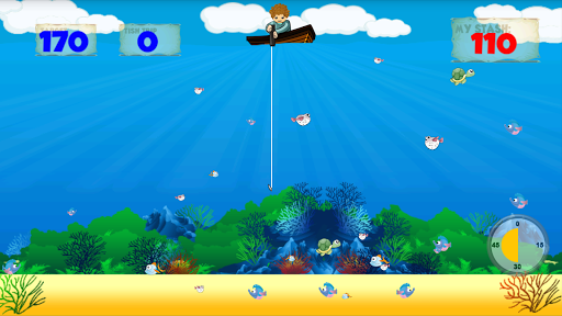 【免費體育競技App】Fishing Game-APP點子