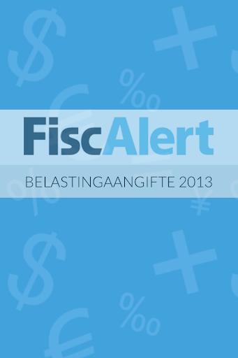 FiscAlert Aangifte 2013