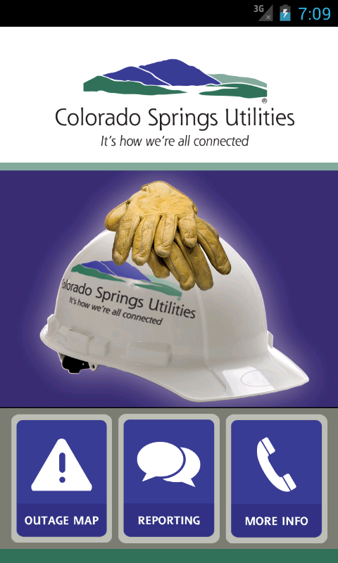 Colorado Springs Utilities - screenshot