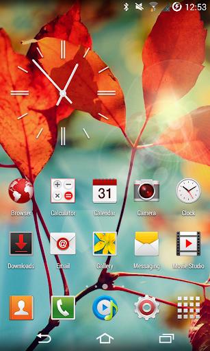 CM11 CM10 GALAXY S4 Red theme