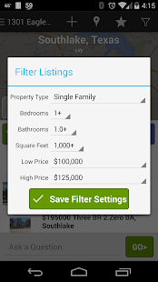 Real Estate Listings - screenshot thumbnail