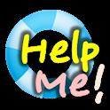 Help Me! ShakeSMS logo