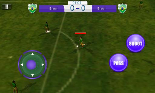 Real Play Football 2015 Soccer
