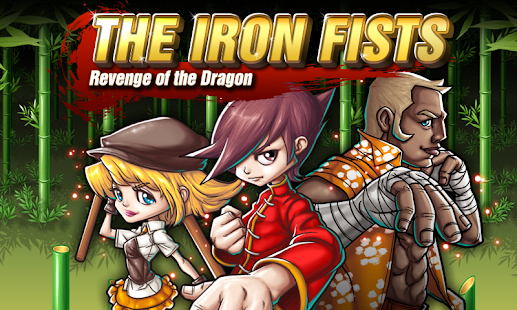 The Iron Fists -Mini Fighter