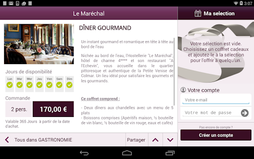HOSTELLERIE LE MARECHAL- screenshot thumbnail