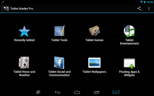 Tablet Market- screenshot thumbnail